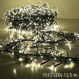 Lumineo LED Gruppenbeleuchtung, aussen Beleuchtung, 13,5 m 494702