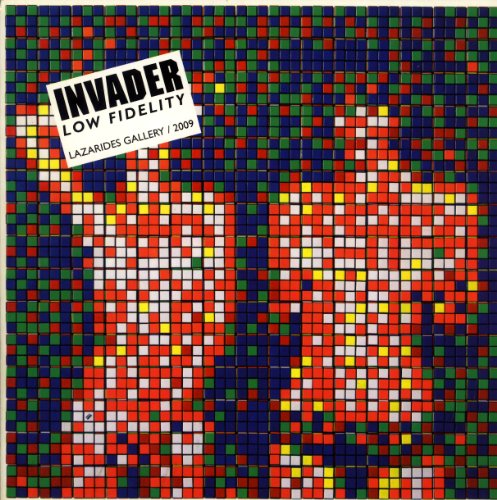 invader-low-fidelity-lazardies-gallery-2009