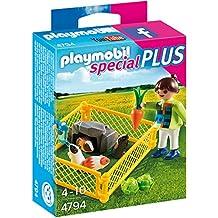 Playmobil - Niña con cobayas (47940)