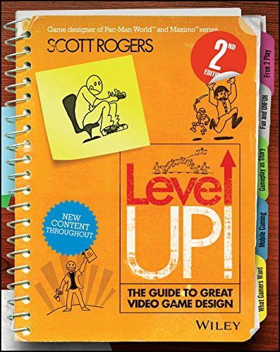 Level Up! The Guide to Great Video Game Design por Scott Rogers