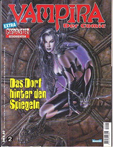 Vampira - Der Comic 2 - Das Dorf hinter den Spiegeln