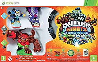 Skylanders : Giants - pack de démarrage (B008KHDEYY) | Amazon price tracker / tracking, Amazon price history charts, Amazon price watches, Amazon price drop alerts