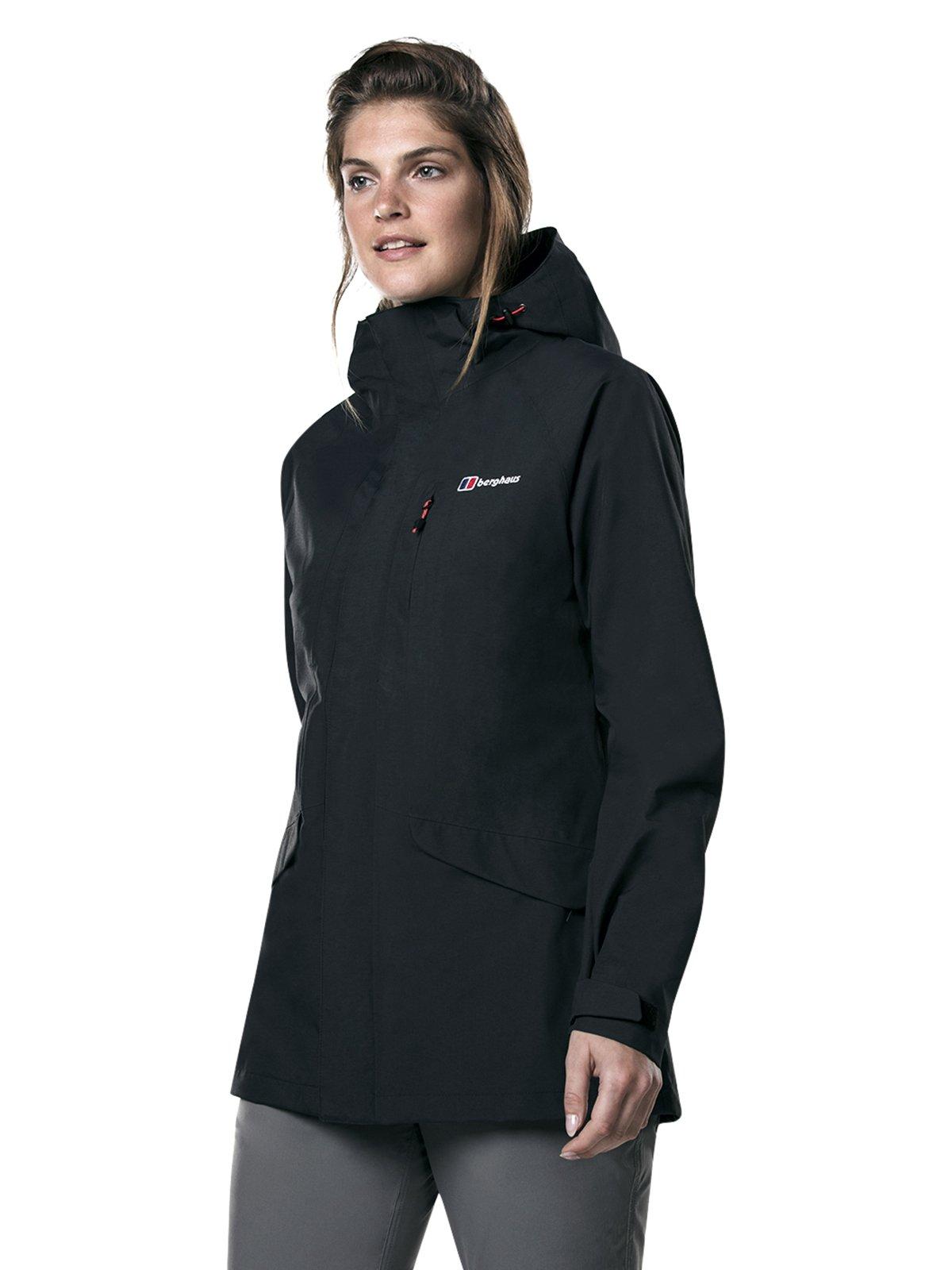 61dqQSb2ZYL - Berghaus Women's Hillmaster Gore-tex Waterproof Jacket