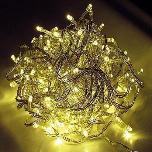 Led lichterkette warmweiss für innen und aussen 96 lampen art.nr ...