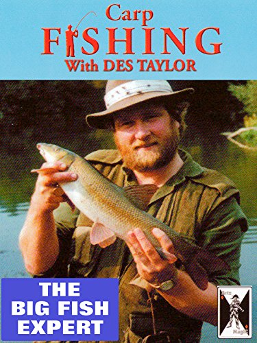 Carp Fishing with Des Taylor - The Big Fish Expert [OV] - Big Film Fish