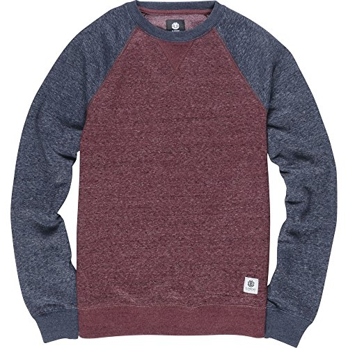 Element Meridian Block Crew Neck Rot