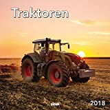Monatskalender Traktoren 2018