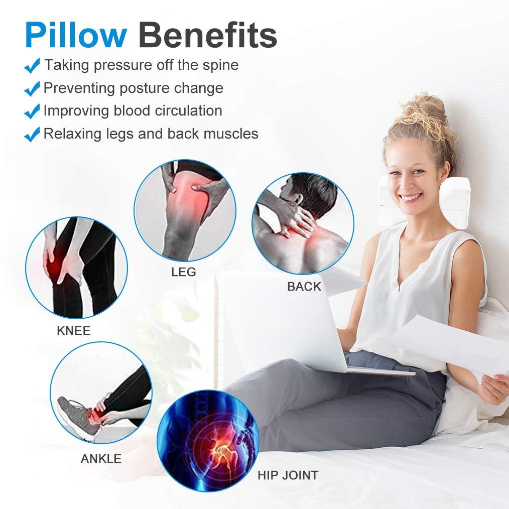 Dormire Con Il Cuscino Tra Le Gambe.Cuscino Per Ginocchia Per Dormire Cuscini Per Gambe Ortopedico
