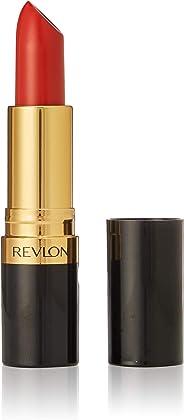 Revlon Super Lustrous Lipstick-Ravish Me Red, Red, 4 ml