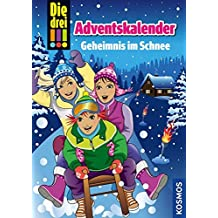 Die drei !!! Der Adventskalender: Geheimnis im Schnee