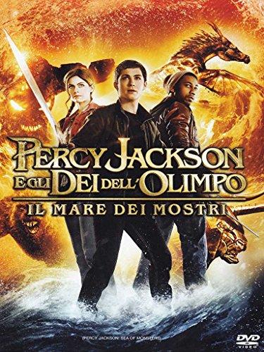 Percy Jackson E Gli Dei DellOlimpo Il Mare Dei Mostri