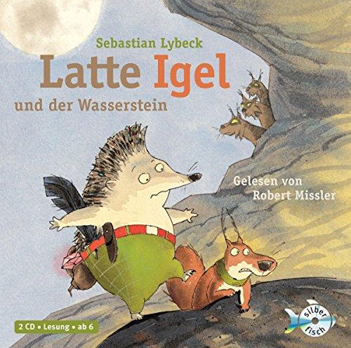 Preisvergleich Produktbild Latte Igel und der Wasserstein: 2 CDs