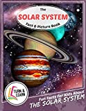 The Solar System Fact and Picture Book: Fun Facts for Kids About Solar System (Turn and Learn)