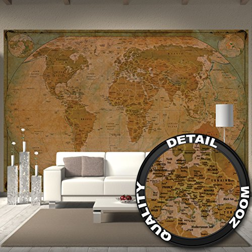 wallpaper-map-of-the-world-wall-picture-decoration-historical-world-map-terrestrial-globe-old-school