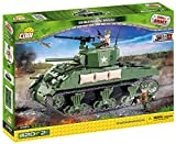 Cobi 2464 Small Army - World War II - Sherman M4A1