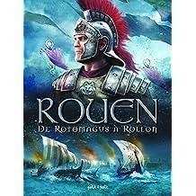 Rouen en BD, Tome 1