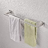 KES Towel Rail, Towel Holder with Two Rod