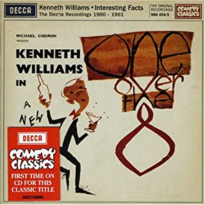 Kenneth Williams - Interesting Facts