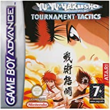 Yu Yu Hakusho Tournament Tactics (GBA) [import anglais]