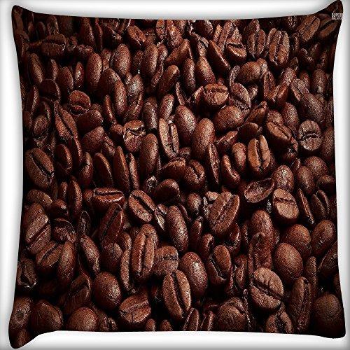 und Kaffeebohnen Home Decor Werfen Sofa Auto Kissenbezug Kissen Fall 40,6x 40,6cm