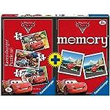Ravensburger–7227–Box der 3Puzzles mit Memory Cars