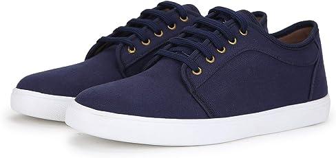 """Boltt """"Walk & Earn Money"""" Men's Speed Smart Casual Shoes Sneakers - Blue"""