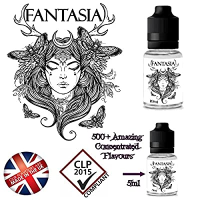 Spag Bol Konzentrierte e Flüssigkeit Aroma 5ml 0mg Nikotin Free Uk Delivery von Fantasia E Liquids