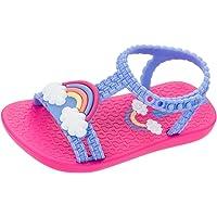Ipanema Baby My First Rainbow Sandals Infant Girl Flip Flops