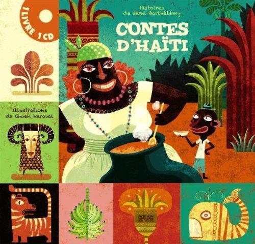 Contes d'Haïti (1CD audio)