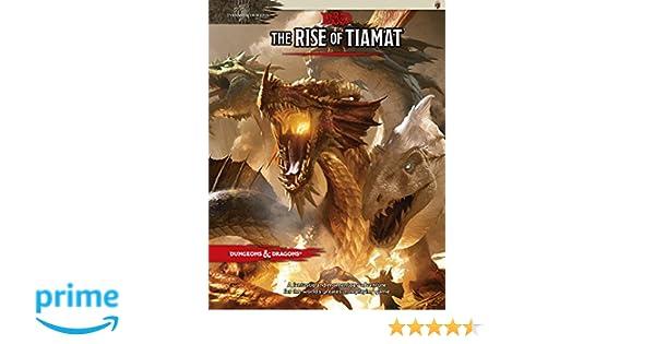 The Rise of Tiamat  Amazon.it  Steve Winter afd31f947da3