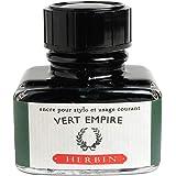 Herbin - Inchiostro per Penna Stilografica verde, 5.5 x 5 x 5 cm, 1 Pezzi