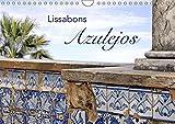 Lissabons Azulejos (Wandkalender 2019 DIN A4 quer): Die traditionellen Fliesen Portugals (Monatskalender, 14 Seiten ) (CALVENDO Orte) - Kristina Rütten