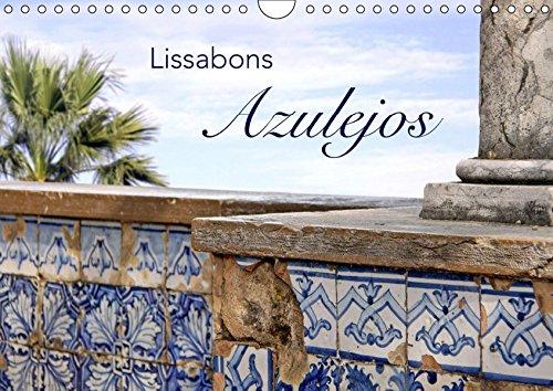 Lissabons Azulejos (Wandkalender 2019 DIN A4 quer)