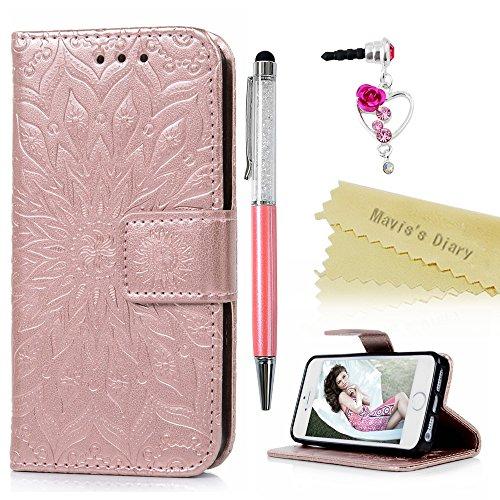 low priced ede4d a5b17 Mavis's Diary iPhone SE Case ,iPhone 5S Flip Case - [Mandala ...