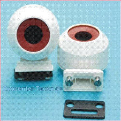 TAB 2 EVG Röhrenfassungen T5/16mm zum schrauben -