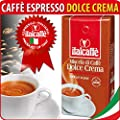 Italcaffe Dolce Crema, Espresso Coffee Beans, 1kg, Whole Bean by Italcaffè S.p.A.