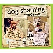 Dog Shaming 2018 Day-to-Day Calendar