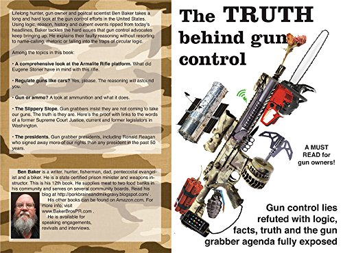 The TRUTH About Gun Conttol (1) (English Edition) (Gun-grabber)