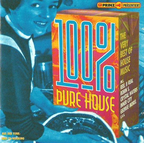 Housemusic (Compilation CD, 31 Tracks)