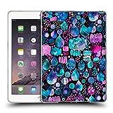 Head Case Designs Offizielle Ninola Regen Tropfen Wasserfarben Soft Gel Hülle für iPad Air 2 (2014)