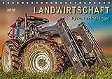 Landwirtschaft - Hightech und Handarbeit (Tischkalender 2018 DIN A5 quer): Die Arbeit mit landwirtschaftlichen Maschinen auf dem Bauernhof. ... [Kalender] [Feb 14, 2017] Roder, Peter