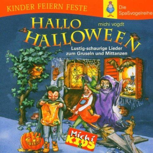 Hallo Halloween (Halloween Hallo Cd)