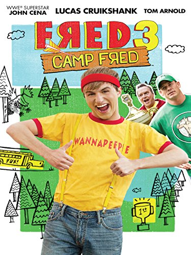 Fred 3: Camp Fred Cover
