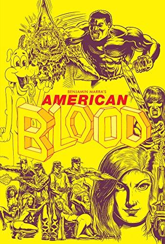 American Blood por Benjamin Marra