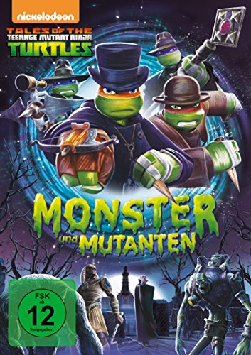 Teenage Mutant Ninja Turtles - Monster und -