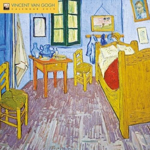 Vincent van Gogh 2019 (Wall-Kalender)