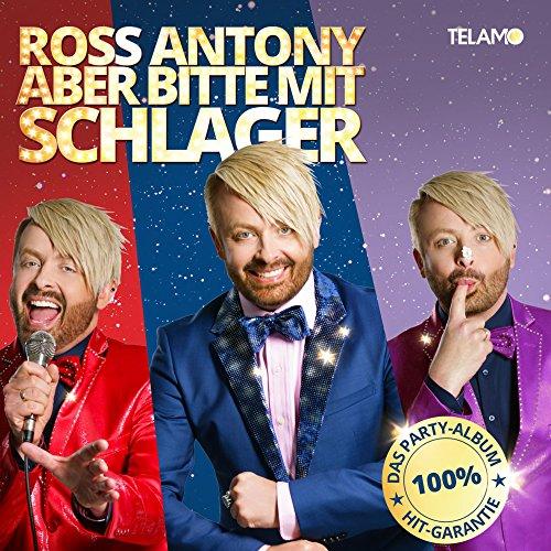 MP3-Cover 'Aber bitte mit Schlager' von Ross Antony