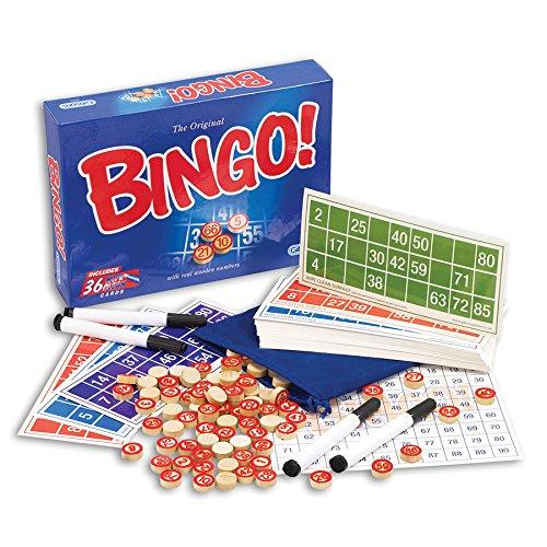 Gibsons The Original Bingo Game