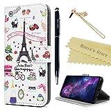 S9 Hülle Case Mavis's Diary Handyhülle Samsung Galaxy S9 Muster