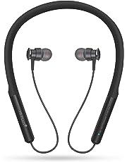 HI-Plus Harmony Neckband Bluetooth Headset with MIC, Noise Cancellation Headphone, Extra BASS